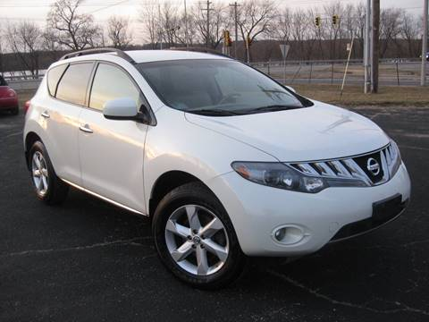 2009 Nissan Murano for sale at Pre-Owned Imports in Pekin IL