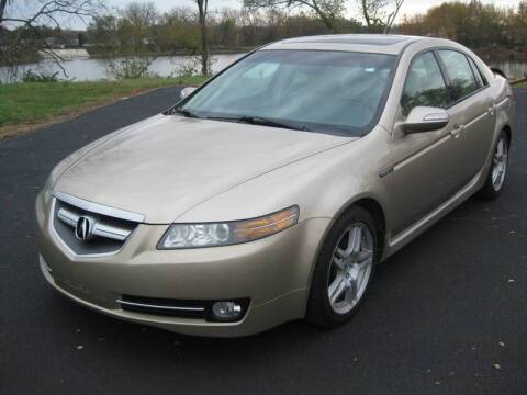 2007 Acura TL for sale at Pre-Owned Imports in Pekin IL