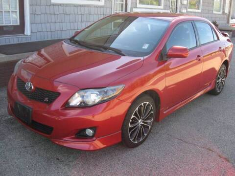 2010 Toyota Corolla for sale at Pre-Owned Imports in Pekin IL