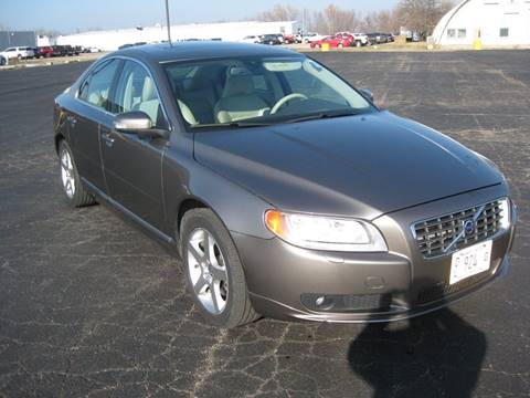 2008 Volvo S80 for sale at Pre-Owned Imports in Pekin IL