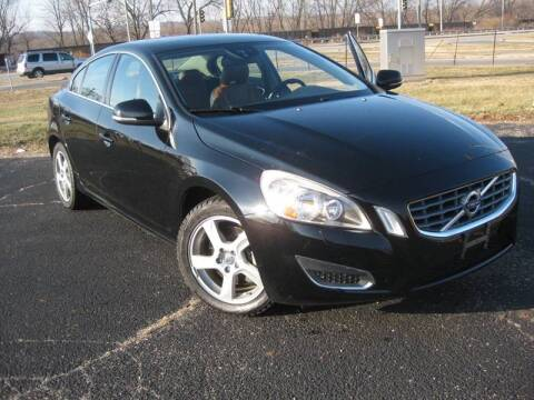 2012 Volvo S60 for sale at Pre-Owned Imports in Pekin IL