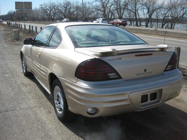 2001 Pontiac Grand Am SE1 coupe - Pekin IL