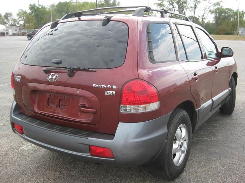 2005 Hyundai Santa Fe GLS 4dr SUV - Pekin IL