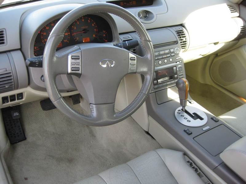 2004 Infiniti G35 Base AWD 4dr Sedan w/Leather - Pekin IL