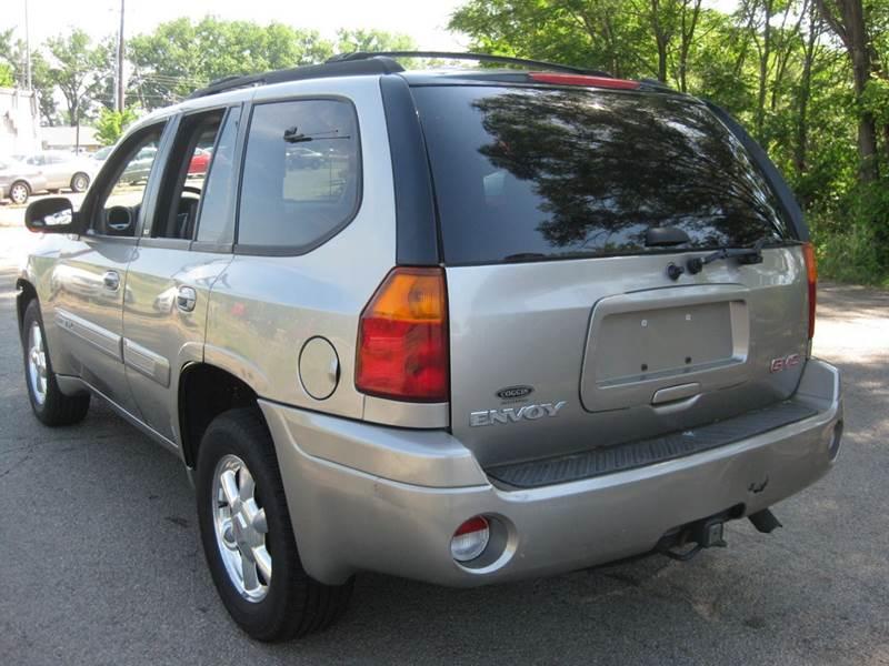2003 GMC Envoy SLT 4dr SUV - Pekin IL