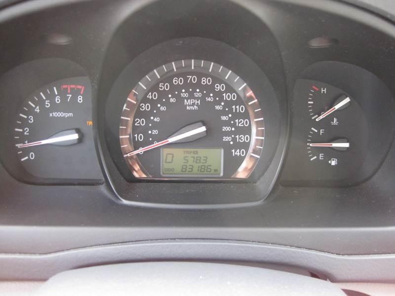 2008 Kia Spectra EX 4dr Sedan (2L I4 4A) - Pekin IL
