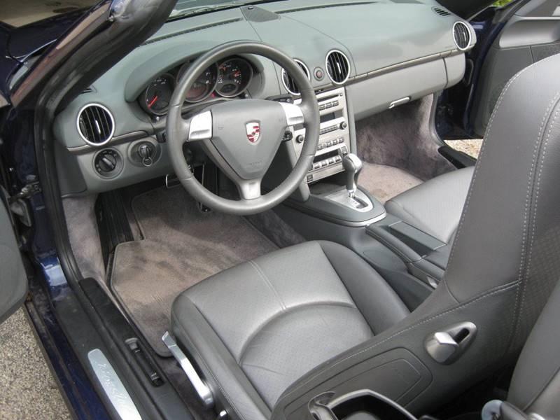 2005 Porsche Boxster 2dr Roadster - Pekin IL