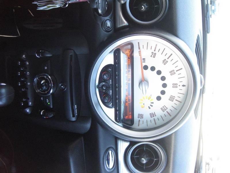 2012 MINI Cooper Coupe S 2dr Coupe - Pekin IL