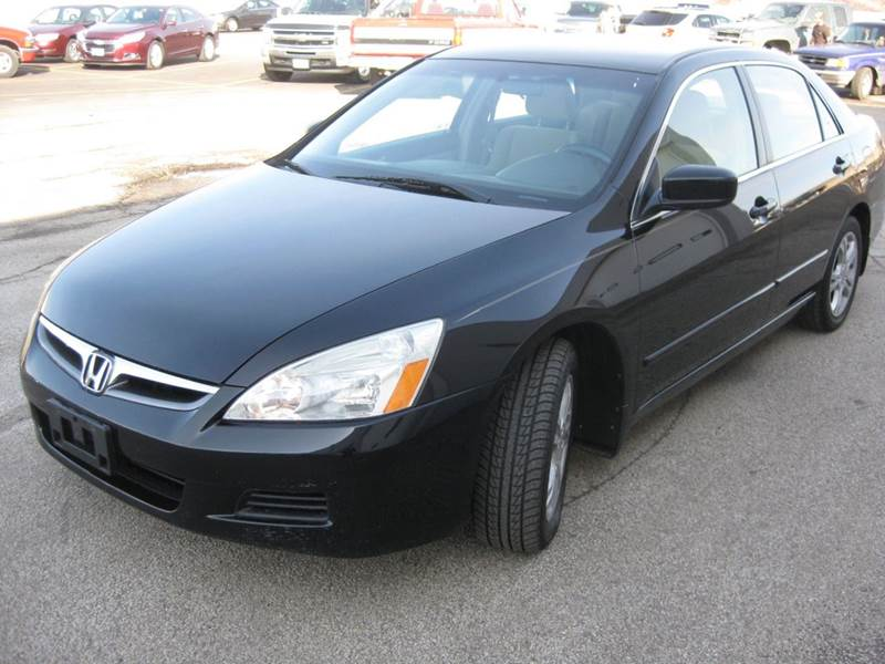 2007 Honda Accord Special Edition 4dr Sedan (2.4L I4 5M) - Pekin IL
