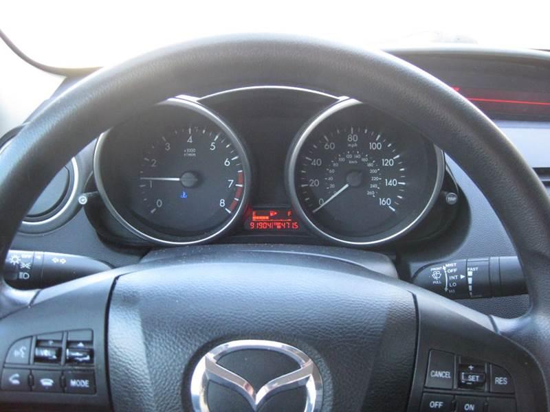 2011 Mazda MAZDA3 i Touring 4dr Sedan 5M - Pekin IL