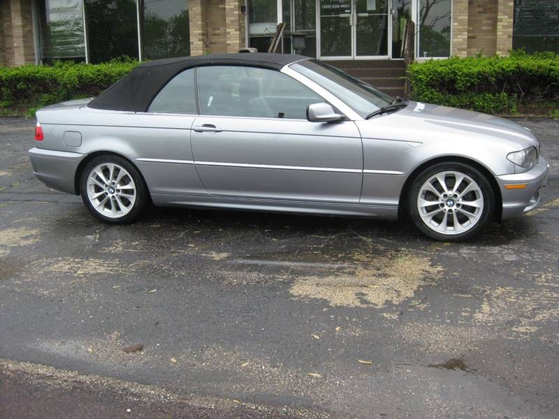 2006 BMW 3 Series 330Ci 2dr Convertible - Pekin IL