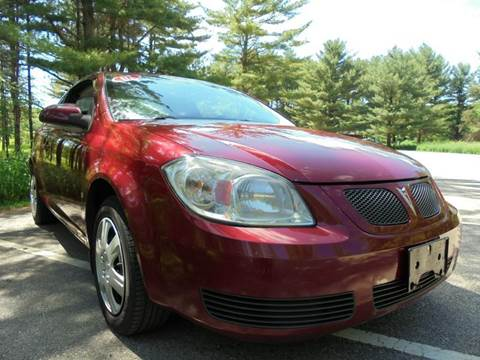 2007 Pontiac G5 for sale at Route 41 Budget Auto in Wadsworth IL