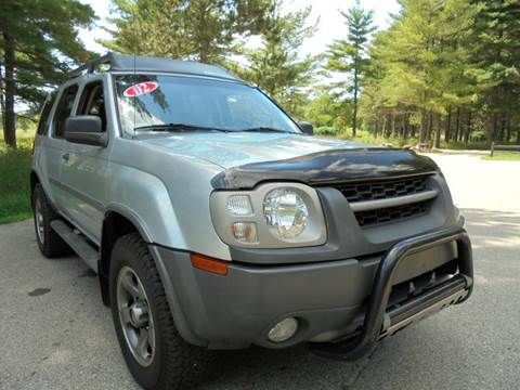 2002 Nissan Xterra for sale at Route 41 Budget Auto in Wadsworth IL