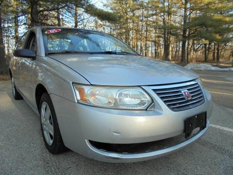 2005 Saturn Ion for sale at Route 41 Budget Auto in Wadsworth IL
