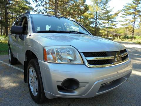 2007 Mitsubishi Endeavor for sale at Route 41 Budget Auto in Wadsworth IL