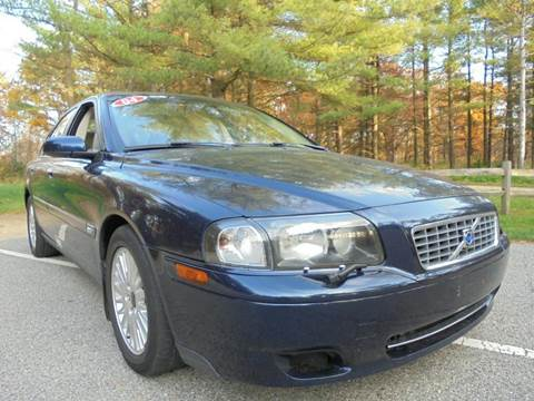 2004 Volvo S80 for sale at Route 41 Budget Auto in Wadsworth IL