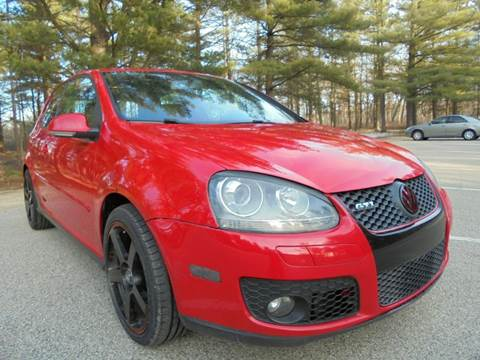2006 Volkswagen GTI for sale at Route 41 Budget Auto in Wadsworth IL