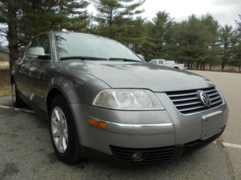 2004 Volkswagen Passat for sale at Route 41 Budget Auto in Wadsworth IL