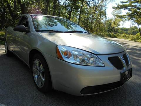 2007 Pontiac G6 for sale at Route 41 Budget Auto in Wadsworth IL