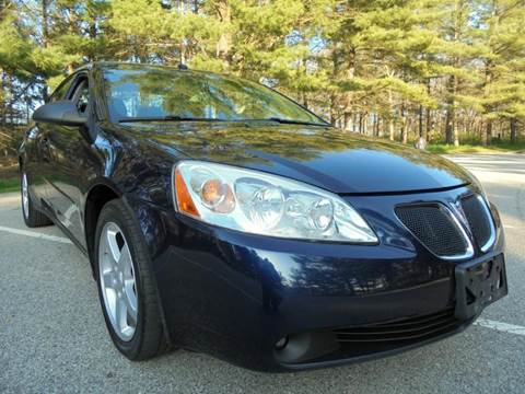 2008 Pontiac G6 for sale at Route 41 Budget Auto in Wadsworth IL