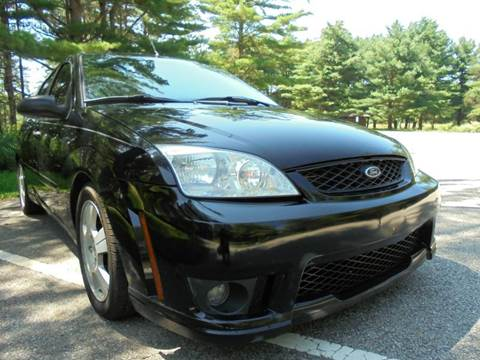 2006 Ford Focus for sale at Route 41 Budget Auto in Wadsworth IL