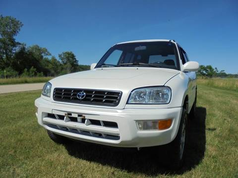 1999 Toyota RAV4 for sale at Route 41 Budget Auto in Wadsworth IL