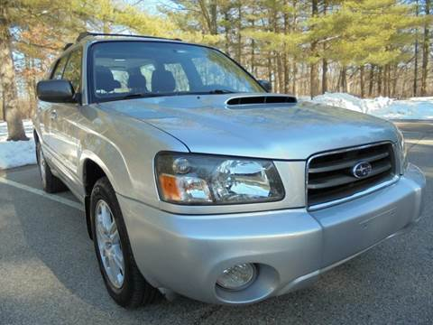 2004 Subaru Forester for sale at Route 41 Budget Auto in Wadsworth IL