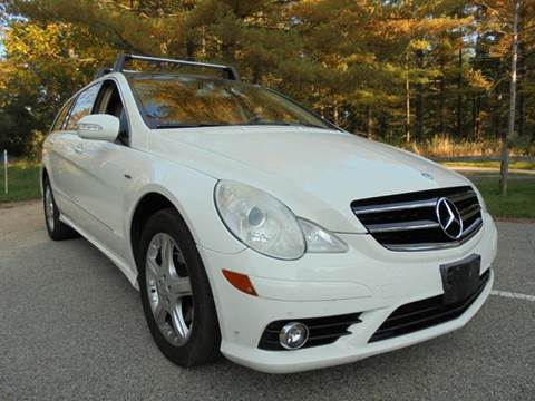2010 Mercedes-Benz R-Class for sale at Route 41 Budget Auto in Wadsworth IL