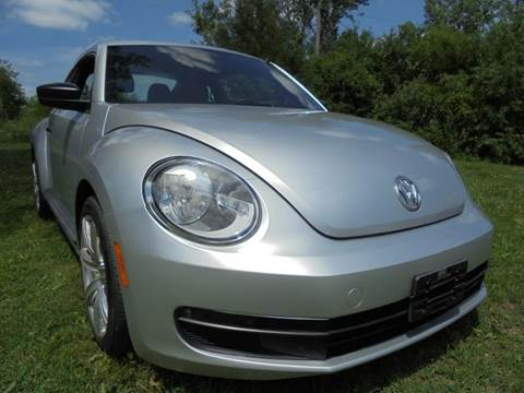 2013 Volkswagen Beetle for sale at Route 41 Budget Auto in Wadsworth IL