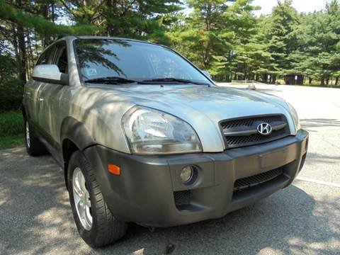 2006 Hyundai Tucson for sale at Route 41 Budget Auto in Wadsworth IL