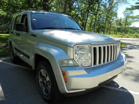 2008 Jeep Liberty for sale at Route 41 Budget Auto in Wadsworth IL