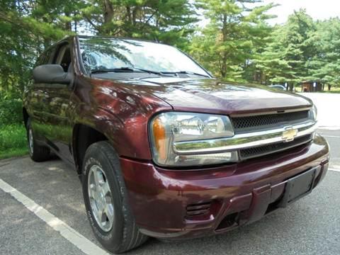 2006 Chevrolet TrailBlazer for sale at Route 41 Budget Auto in Wadsworth IL