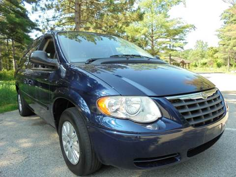 2005 Chrysler Town and Country for sale at Route 41 Budget Auto in Wadsworth IL