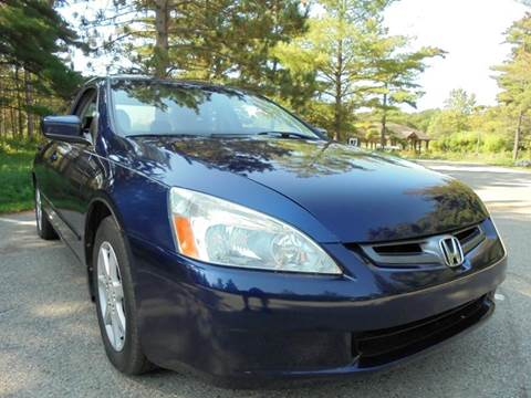 2004 Honda Accord for sale at Route 41 Budget Auto in Wadsworth IL