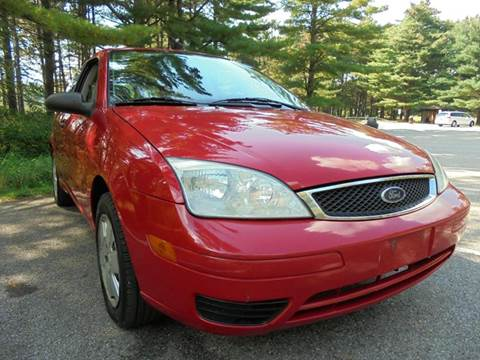 2007 Ford Focus for sale at Route 41 Budget Auto in Wadsworth IL