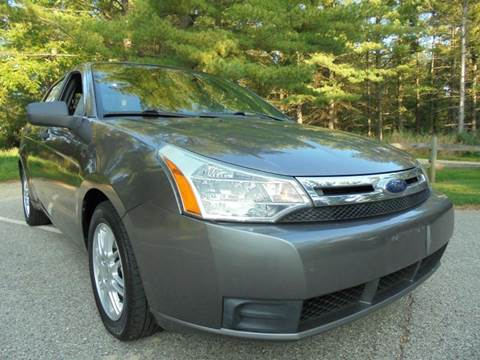 2010 Ford Focus for sale at Route 41 Budget Auto in Wadsworth IL