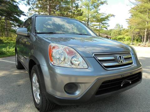 2005 Honda CR-V for sale at Route 41 Budget Auto in Wadsworth IL