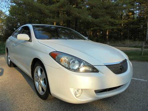 2005 Toyota Camry Solara for sale at Route 41 Budget Auto in Wadsworth IL