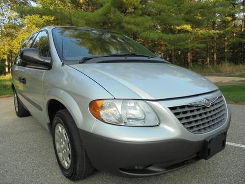 2001 Chrysler Voyager for sale at Route 41 Budget Auto in Wadsworth IL