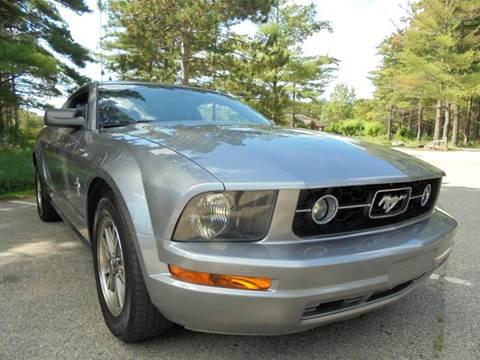 2006 Ford Mustang for sale at Route 41 Budget Auto in Wadsworth IL
