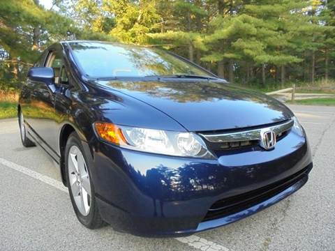 2006 Honda Civic for sale at Route 41 Budget Auto in Wadsworth IL