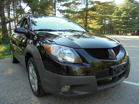 2003 Pontiac Vibe for sale at Route 41 Budget Auto in Wadsworth IL