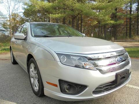 2012 Ford Fusion for sale at Route 41 Budget Auto in Wadsworth IL