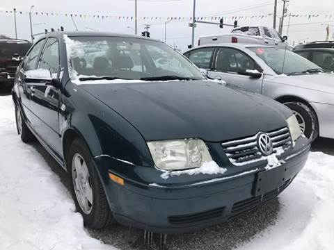 2001 Volkswagen Jetta for sale at Route 41 Budget Auto in Wadsworth IL