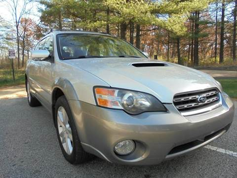 2005 Subaru Outback for sale at Route 41 Budget Auto in Wadsworth IL