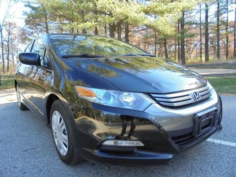 2010 Honda Insight for sale at Route 41 Budget Auto in Wadsworth IL