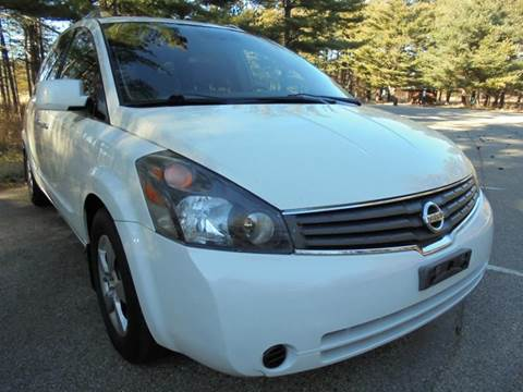 2009 Nissan Quest for sale at Route 41 Budget Auto in Wadsworth IL
