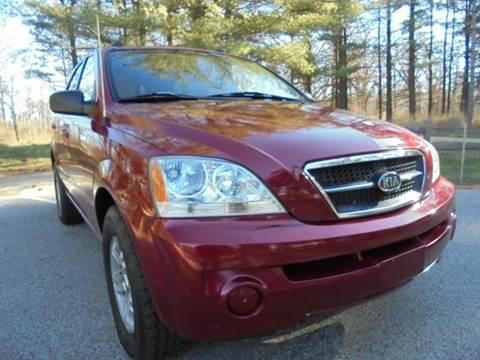2004 Kia Sorento for sale at Route 41 Budget Auto in Wadsworth IL