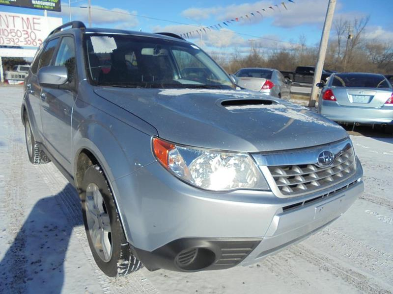 2013 Subaru Forester for sale at Route 41 Budget Auto in Wadsworth IL