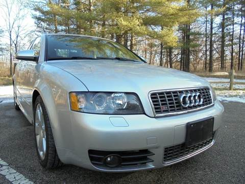 2005 Audi S4 for sale at Route 41 Budget Auto in Wadsworth IL